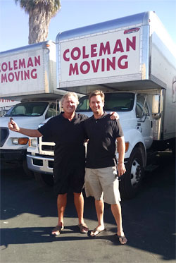 Colman Moving - Family Owned Moving Company Since 1979